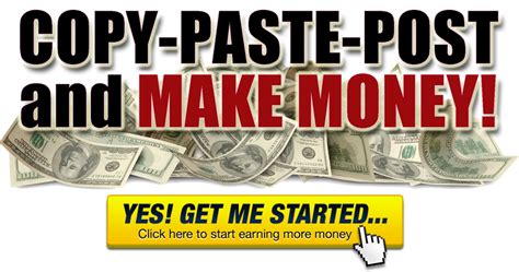 How To Make Money Online Posting Ads - online ad posting job easy money opportunity