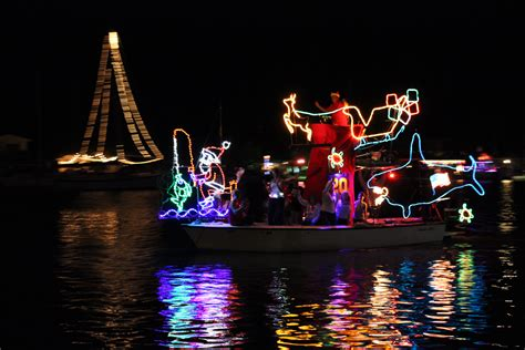 parade of lights ventura 2017 51st annual festival of lights holiday boat parade mad