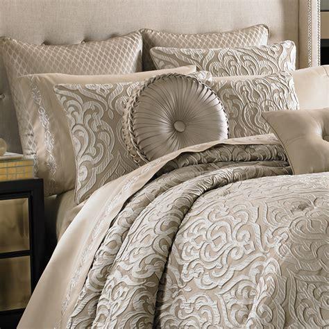 astoria sand queen  piece comforter set