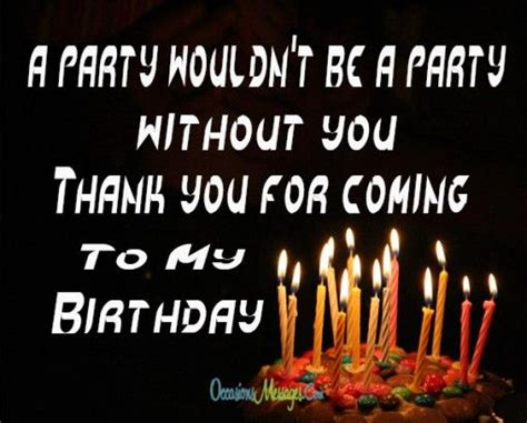 thank you letter to my on birthday best 25 birthday thank you message ideas on