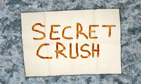 for secret crush secret crush secret crush no