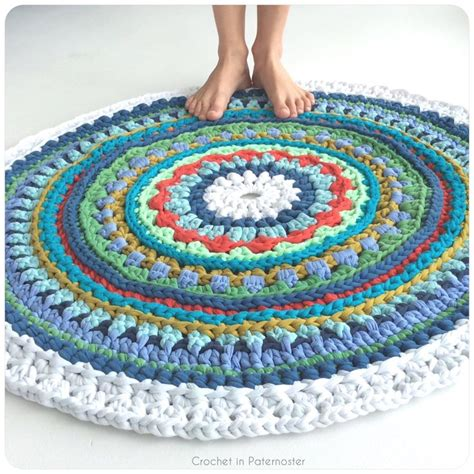 yarn for crochet rugs 78 best images about trapillo crochet t shirt yarn rugs by anneke wiese on square