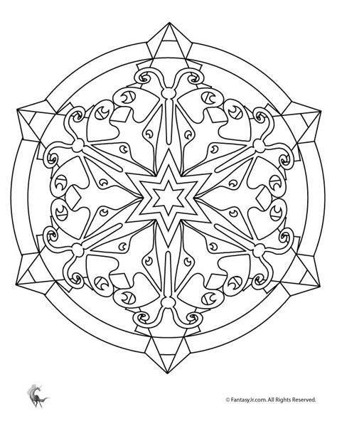 summer mandala coloring pages butterfly summer mandala line art pinterest coloring