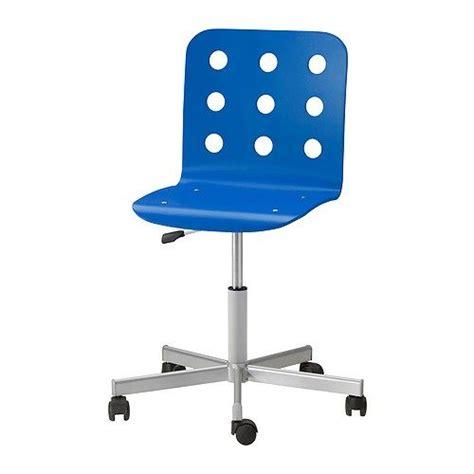 Blue Desk Chair Ikea Jules Desk Chair 40 Ikea Yellow Or Blue