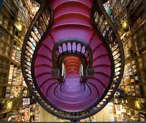 Livraria lello porto portugal livraria lello red staircase 2