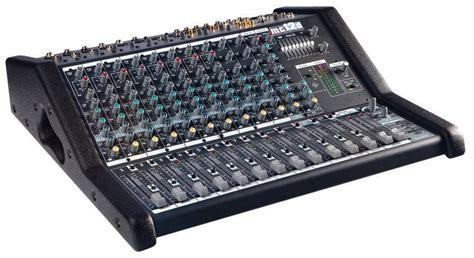yorkville studio desk yorkville sound 12 channel professional mixing desk mcquade musical instruments