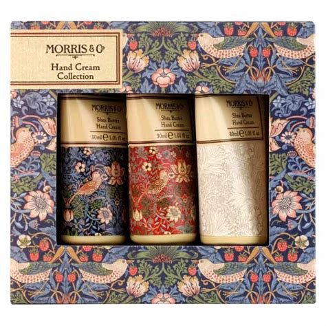 Goldenfil Strawberry morris co strawberry thief collection 3 x 30 ml