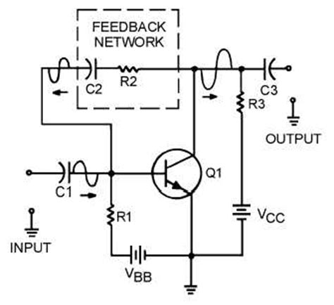 transistor lifier circuits with negative current feedback feedback lifier