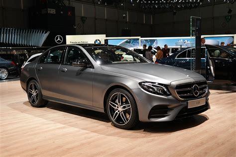 Mercedes E Class by Mercedes E Class W213