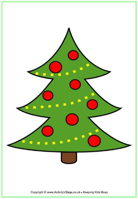 christmas tree poster 2