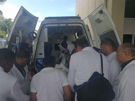 hospital marcelino velez santana el colapsa sistema el 233 ctrico hospital marcelino v 233