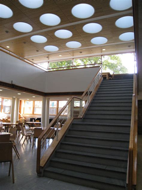 the baker house gallery of ad classics mit baker house dormitory alvar aalto 8
