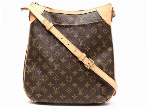 authentic louis vuitton odeon mm shoulder bag crossbody