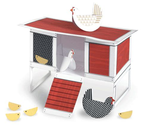 Chicken Papercraft - 02 01 2012 03 01 2012 how about orange