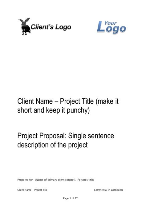 business proposal template for consulting program