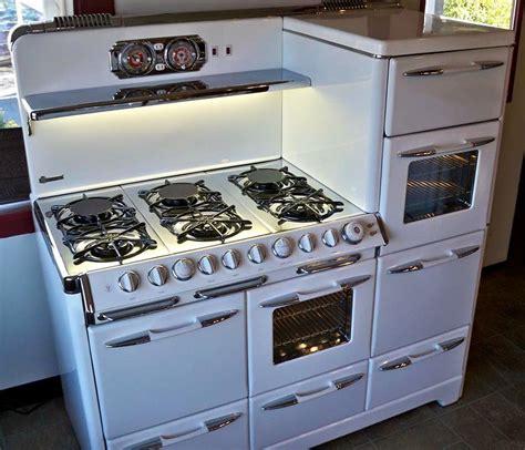 retro range restored vintage stoves home design garden