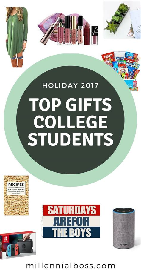 the ultimate gift guide for college students christmas 2017