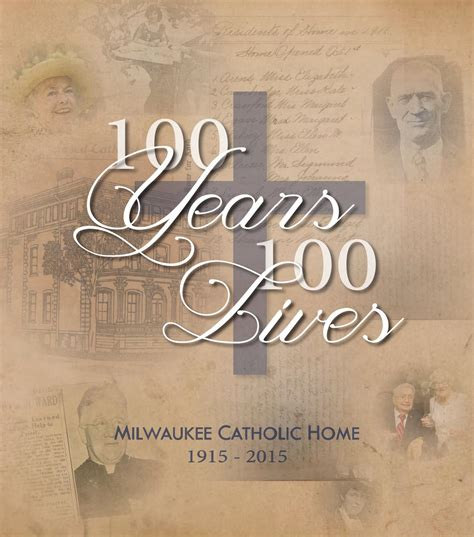 milwaukee catholic home 100 years 100 lives by second