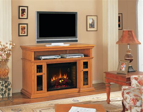 pasadena infrared electric fireplace entertainment center