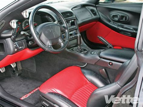 2001 Corvette Interior by 2001 Chevrolet Corvette Z06 9 Second Stock Block C5 Z