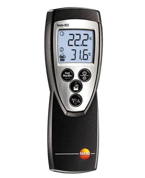 testo my air temperature measurement testo malaysia