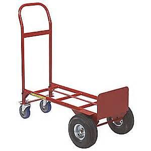 Truck Wheels Grainger Dayton Cnvrtbl Hnd Trck 650 To 750 Lb 4w323 4w323