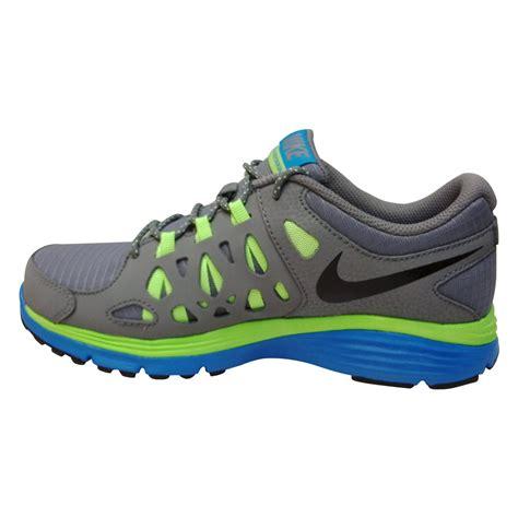 nike running shoes boys nike dual fusion run 2 boys running shoe sport flash plus