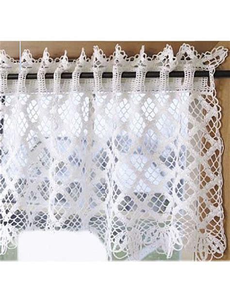 lace curtain patterns 25 best ideas about crochet curtain pattern on pinterest