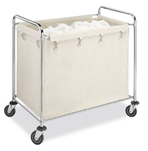 Kitchen Carts On Wheels Buying Guide Whitmor Commercial Large Laundry On Wheels