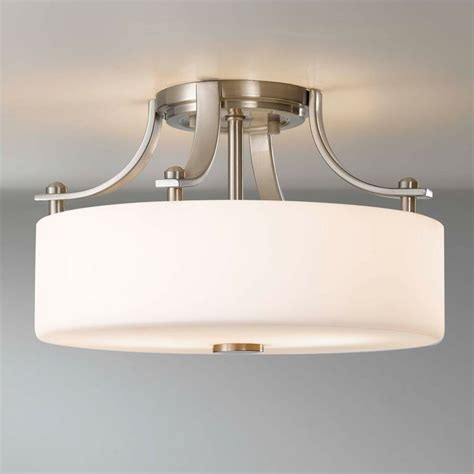 ceiling semi flush mount light fixtures 25 best ideas about flush mount lighting on