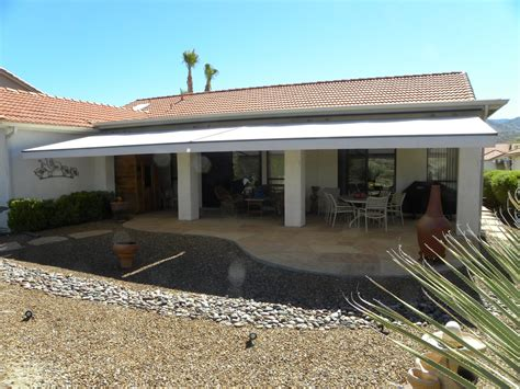residential retractable awnings tucson residential retractable awnings air and sun shade products