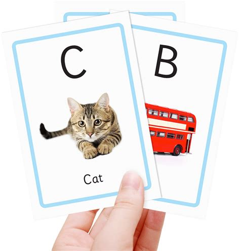 Letters Of The Alphabet Flashcards