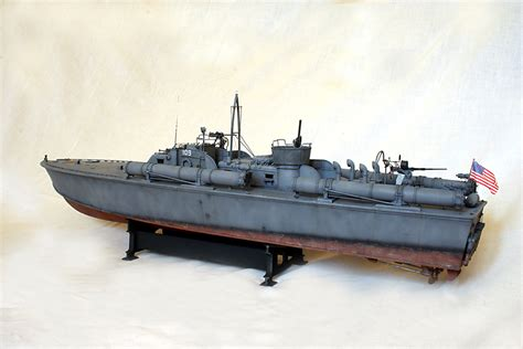 boat detailing wildwood nj detailing the italeri 1 35 pt 109 kit by stuart hurley