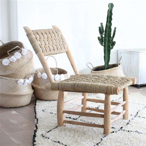 Chaise Marocaine by Chaise Relax Marocaine Le Joli Shop