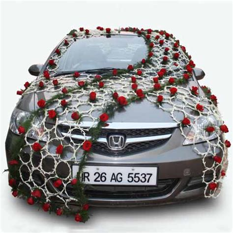 Car Decor by Wedding Car Decoration Ideas In Pakistan Pictures