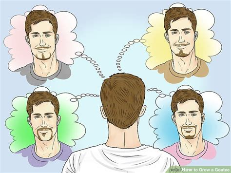 3 ways to grow a thicker beard wikihow how to grow a beard with pictures wikihow how to grow a