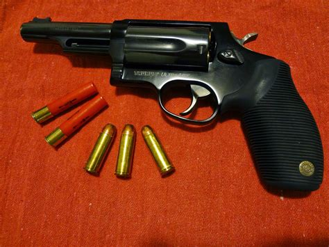with the judge the woods roamer the taurus judge saver in the