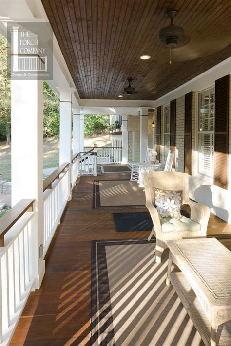 Best Wood For Porch Floor by Porch Flooring Options The Porch Companythe Porch Company