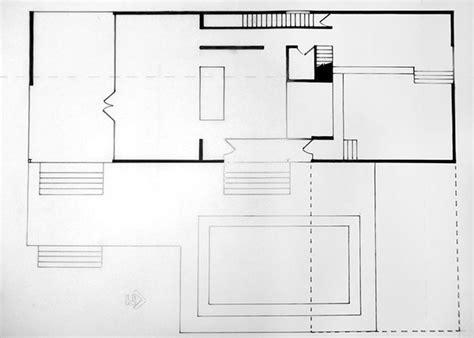 farnsworth house floor plan farnsworth house addition on behance