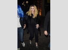 Madonna - Halloween Party at M Restaurant in London I M So Tired