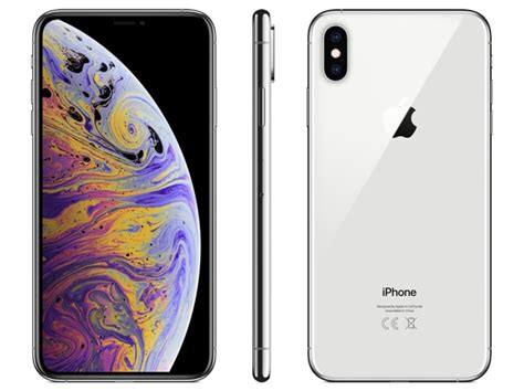 iphone xs max apple 6 5 4 gb 256 gb plateado worten