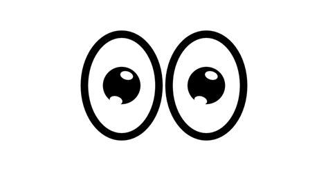 imagenes de ojos alegres para dibujar ojos de dibujos animados iconos gratis de gestos