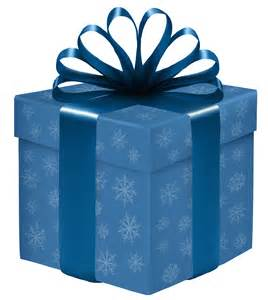 Lighting Christmas Trees - blue gift box with snowflakes png clipart best web clipart