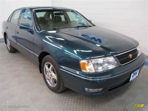 1998 Toyota Avalon Xls 1998 Evergreen Pearl Toyota Avalon Xls 46397618