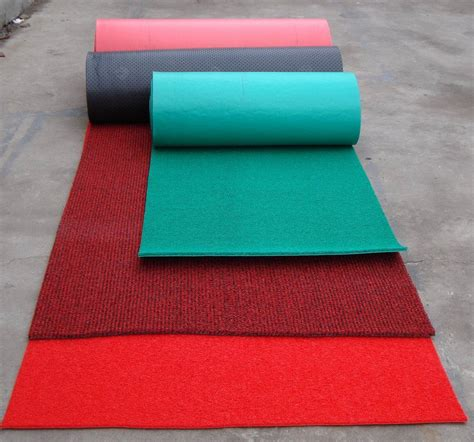 Coil Mat by China Pvc Coil Mat China Pvc Scrapper Pvc Loop Mat