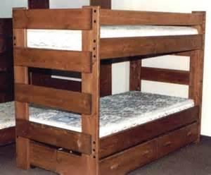 heavy duty bunk beds plans to build heavy duty bunk bed building plans pdf plans