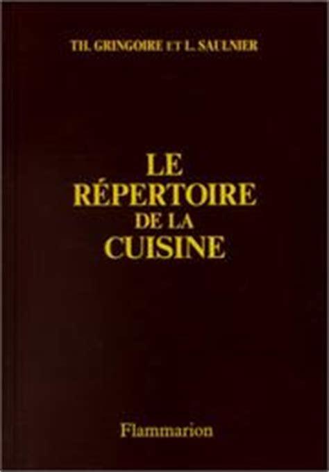 2082000192 le repertoire de la cuisine le r 233 pertoire de la cuisine open library