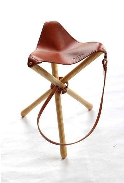 diy tripod c chair tripod c stool remodelista