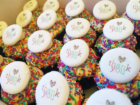 What Do You About Cupcakes by Thank You Cupcakes Mini Size Cupcakes Vanilla