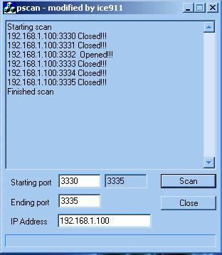 scan my port port scanner program free maplefiles